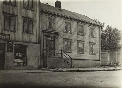 Ole Gundersens hus