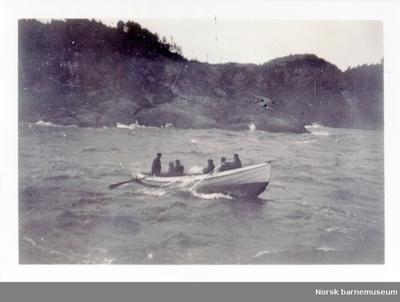 Storbåten på Lindøy