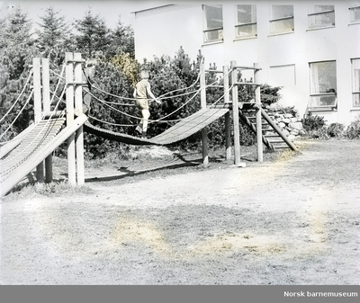 Uteareal, skolegård, Stangeland skole, Sandnes