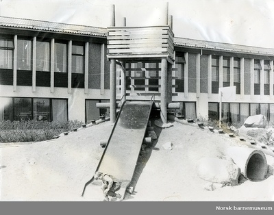 Rutsjebane, Sandved skole, Sandnes