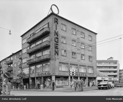Trondheimsveien 110 med Ringen kino