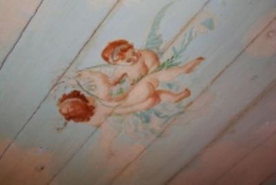 Veggmaleriene på Uthaug i Vikan