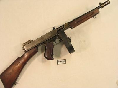 MP .45 ACP Thompson M1928