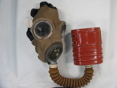 Gassmaske Britisk