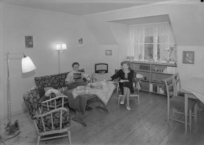 Trygve Mathisens hjem