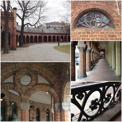 Basarhallene ved Domkirken