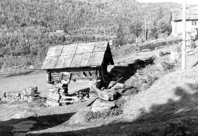 Bebyggelse - Reppen i Nesheim