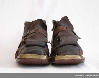 Fritidsdress og støvler