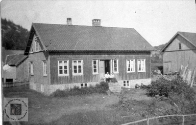 Gård på Breland i Øyslebø