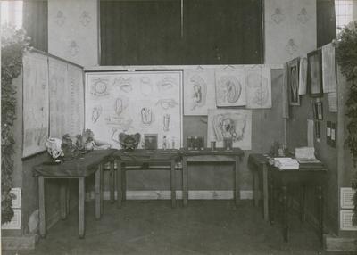 Barselhjemutstillingen 1916