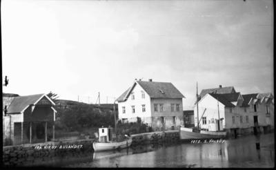 Frå Nikøy Bulandet