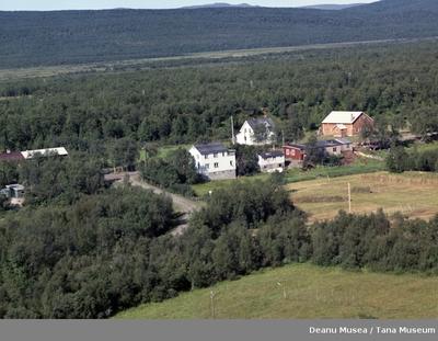 Fjellanger Widerøe flyfoto