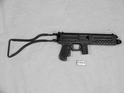 MP 9 mm Franchi M57