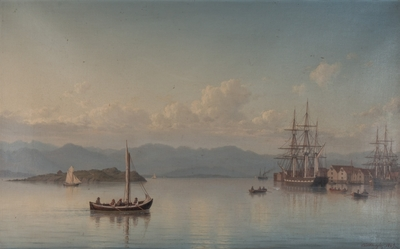 Mot Strømsteinen, 1869