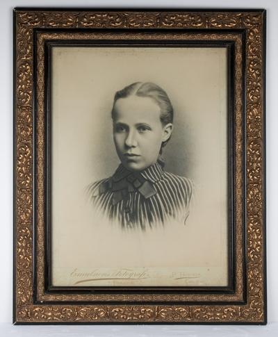 Portrett av Ragna Berentsen