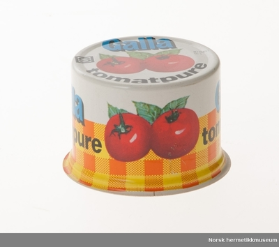Rundboks for tomatpurè