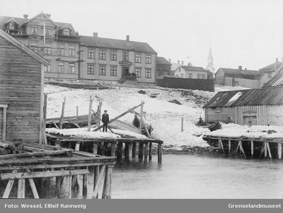 Havnemiljø fra Vadsø