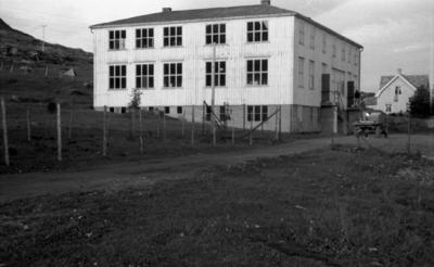 Skolehuset på Napp