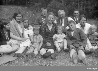 Familiene Grimsrud
