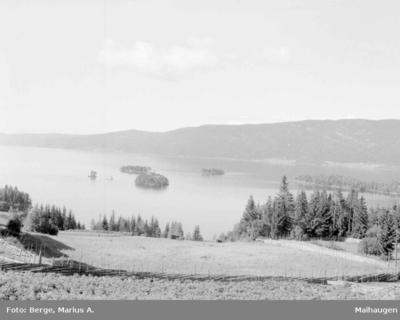 Randsfjorden ved Grimsrud