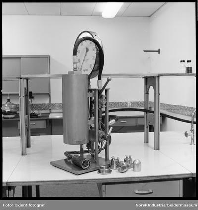 Severs reometer