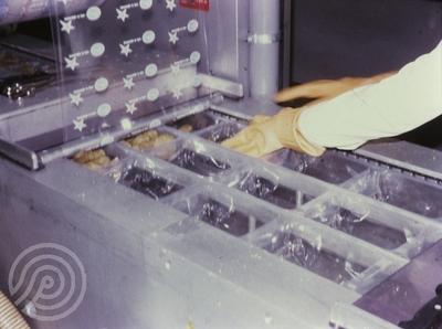 Pakking av kjøttprodukter