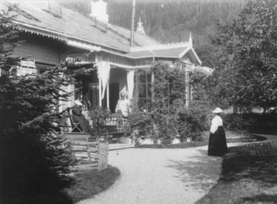 Hagen på Strandheim gård