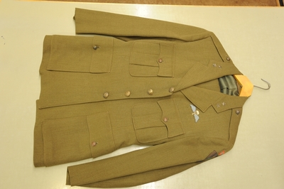Uniform, service