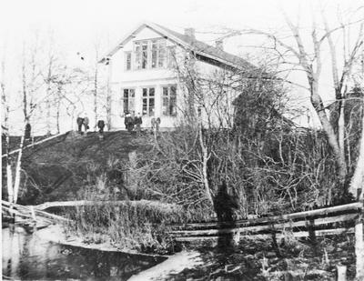 Svarstad skole i Blaker før 1900