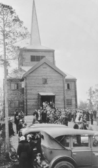 Gudstjeneste i Svanvik kapell er over