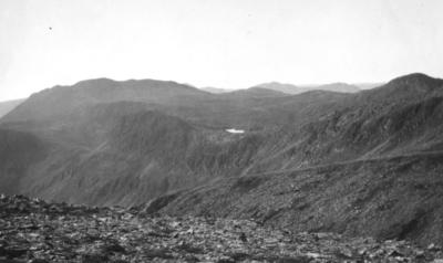 'Fra fjellvidden paa Magerø