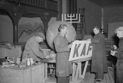 Det Norske Misjonsselskaps utstilling