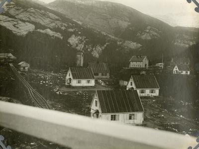 Haugvik. Etter 1925