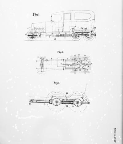 Prinsippillustrasjon tilhørende patentbrev nr