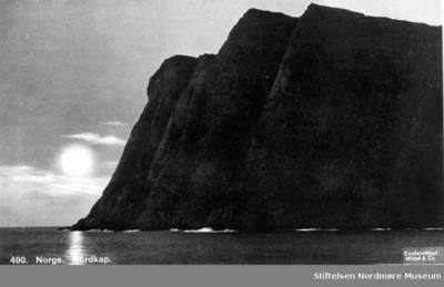 Nordkapp fra sjøsiden