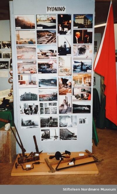 Byjubileet 1992: Utstillingen for bygningsarbeide i Kristiansund