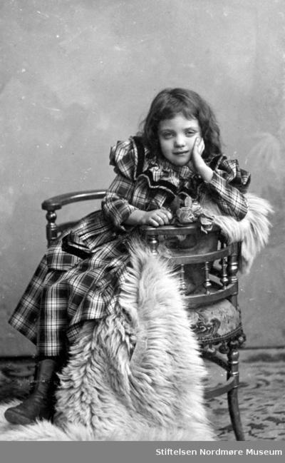 Portrett av en ung pike