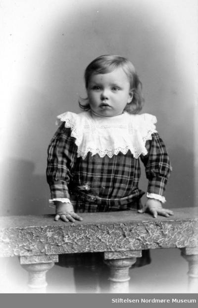Portrett av et ukjent barn