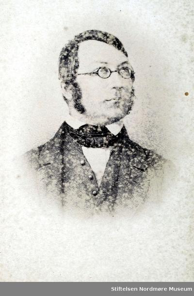 Christian Johnsen-samlinga: Henrik Wergeland