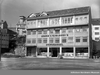 Skipperforeningens hus