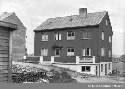 Firma Otto Schnell Rørleggerforretning
