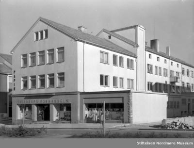 Sverdrups bokhandel i Kaibakken