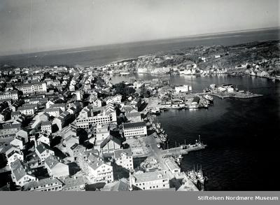 Flyfoto over Kirkelandet
