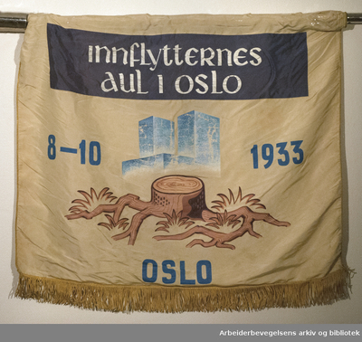 Innflytternes aul i Oslo
