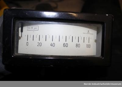 Trykkmanometer