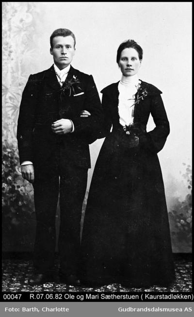Ole og Mari Sætherstuen (Kaurstadløkken)