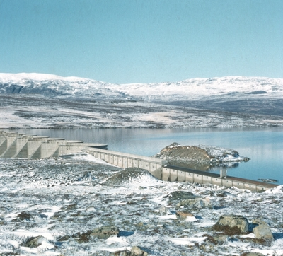 Damm ved Stolsvatn