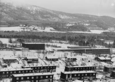 Nedre Bjertnes borettslag og Bjertnes videregående skole