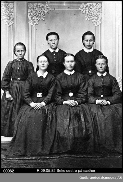 Søstrene Gudbrandsdøtre Sæter