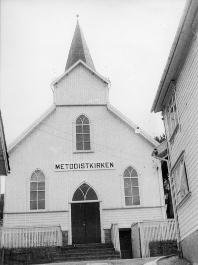 Metodistkirken i Egersund